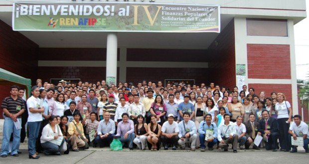 """CODESPA participa en el """"IV Encuentro de Economía Popular y Solidaria"""" de Ecuador"""