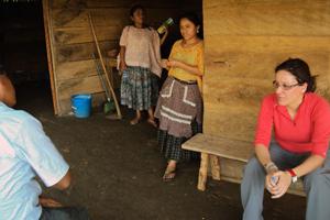 """Vanesa Álvarez, Responsable de CODESPA en Guatemala: """"En el caso de las mujeres, hemos podido comprobar cómo, poco a poco, se han ido empoderando"""""""