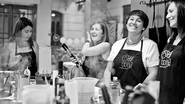 Espai Boisà, talleres de cocina solidarios