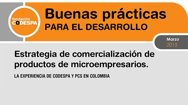 Estrategia de comercialización de productos microempresarios