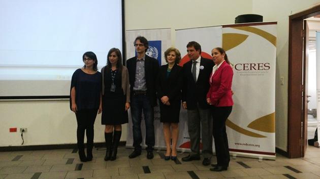 Presentación del libro Voluntariado Corporativo Para el Desarrollo en el marco de la celebración del Día Internacional del Voluntariado en Quito