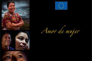 """Exposición """"Amor de mujer"""" en Guatemala"""