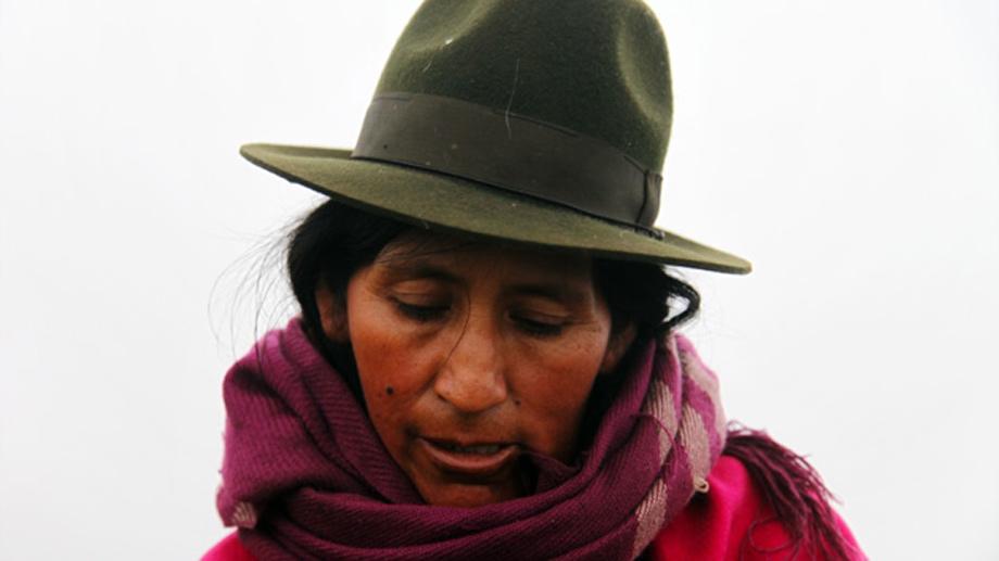 La soledad y el aislamiento de la pobreza rural en Ecuador