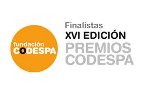 Elegidos los ocho finalistas de la XVI edición de los premios CODESPA