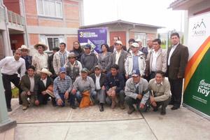 Se presentan las organizaciones ganadoras del III Fondo Concursable del proyecto SUMA en Perú