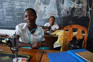 Formación para lograr la inserción económica y social en la R.D del Congo