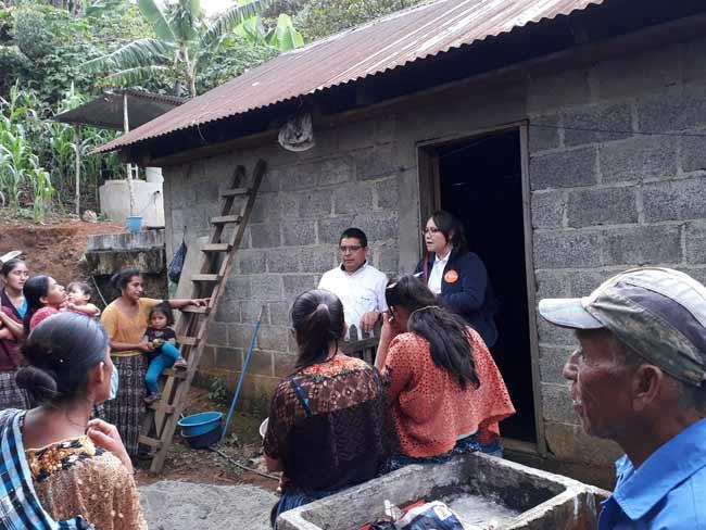 Formación microemprendedoras Guatemala