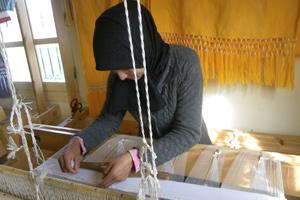 Apoyando a mujeres vulnerables para un futuro sin exclusión en Marruecos