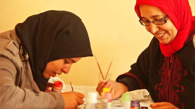 La formación y la educación desencadenarán el potencial de las mujeres marroquís