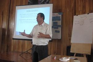 Se celebra un taller en Ecuador para fortalecer las empresas de campesinos