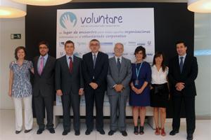 Empresas y tercer sector se unen en la primera red internacional de Voluntariado Corporativo