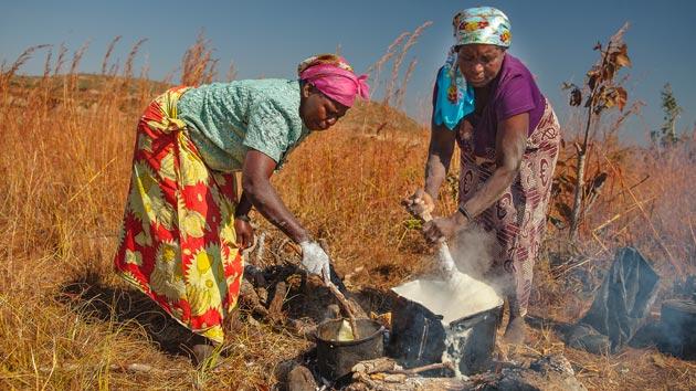 El funge: un alimento típico de Angola, ¿cómo se prepara?