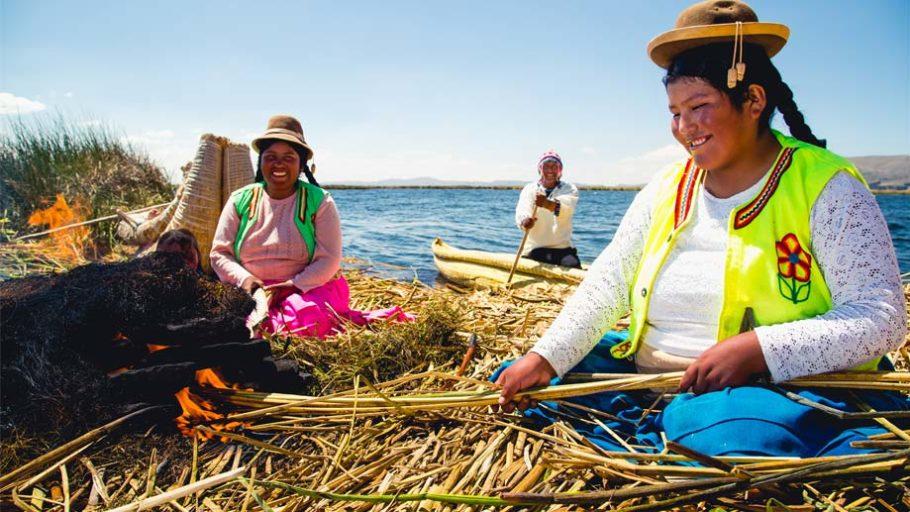 Un futuro mejor para familias indígenas, gracias al turismo rural comunitario