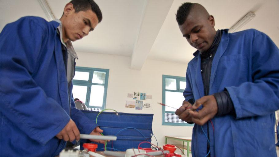 Un futuro sin exclusión para los jóvenes, generando oportunidades gracias a la formación