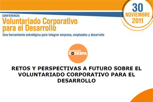 Voluntariado corporativo para el desarrollo: Retos y perspectivas a futuro
