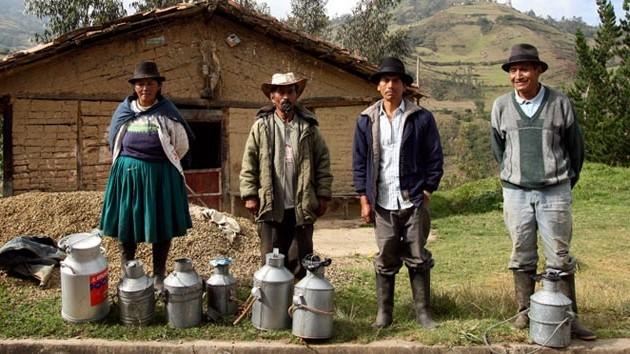 Gaes Solidaria se une en la inclusión económica de indígenas en Ecuador
