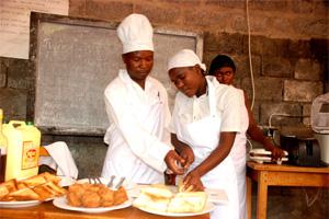 Finaliza la construcción de la galería Marguerite para aumentar las oportunidades laborales de las mujeres