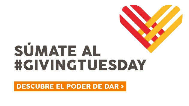 #GivingTuesday: descubre el poder de dar