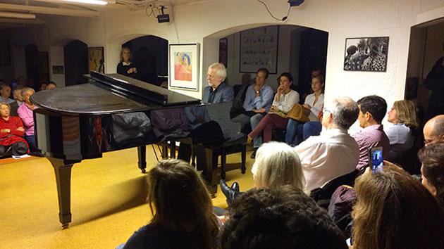 Gracias por venir al concierto solidario con Ignasi Terraza