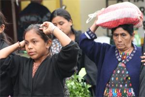 Guatemala sufre un terremoto