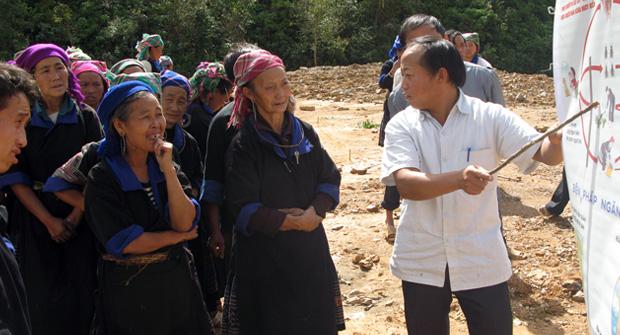 Firmamos un acuerdo con Worldcoo para reducir el riesgo de enfermedades en Vietnam