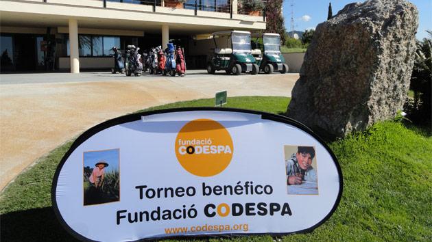 ¿Juegas al golf y te gustaría apoyar una causa solidaria?