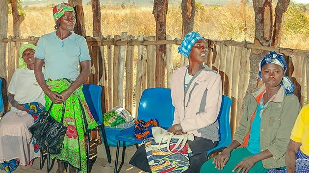 La importancia de un liderazgo compartido en las cooperativas agrícolas en Angola