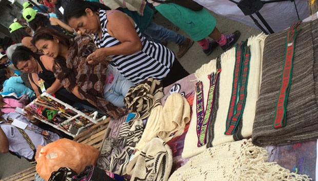Jornada de trueque en Colombia