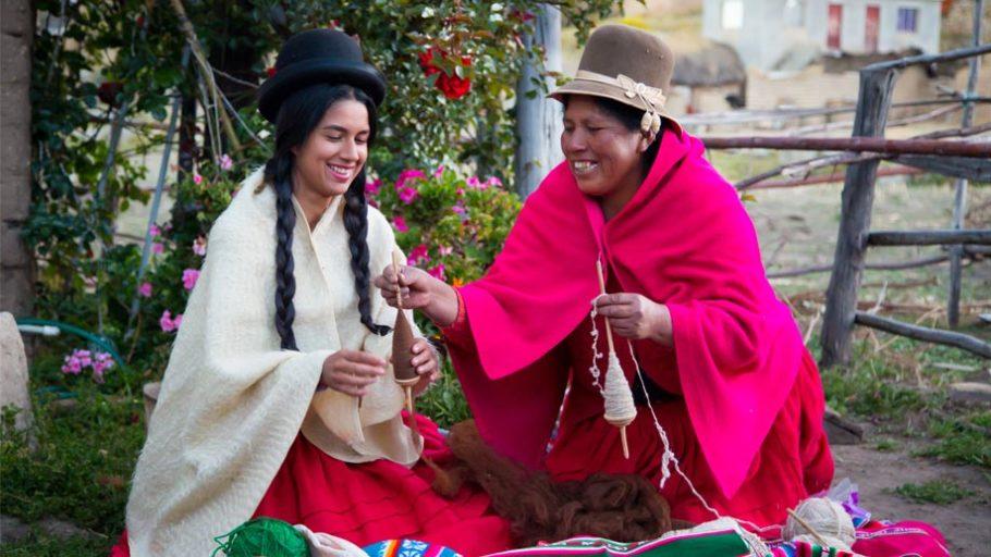 Inclusión en el mercado turístico de poblaciones pobres en Bolivia