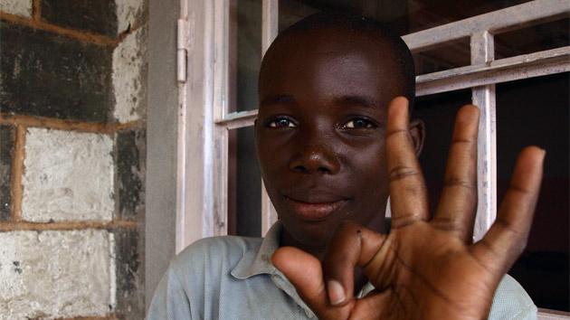 Los niños y las niñas de la cárcel de Goma (R.D. del Congo)