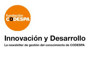 Apúntate a la newsletter de Gestión de Conocimiento de CODESPA (I+De)