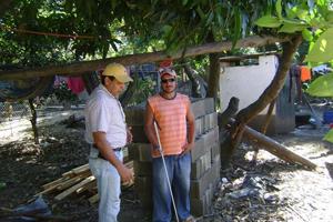 Por la integración de personas ciegas en Honduras