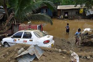 Proyectos de CODESPA se ven afectados por las inundaciones en Filipinas