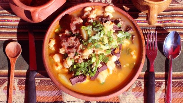 ¿Qué es el k´alapurca boliviano y cómo se prepara?