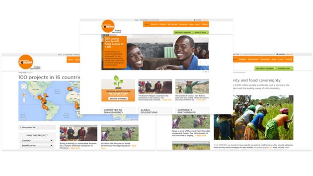 Lanzamos nuestra web en inglés