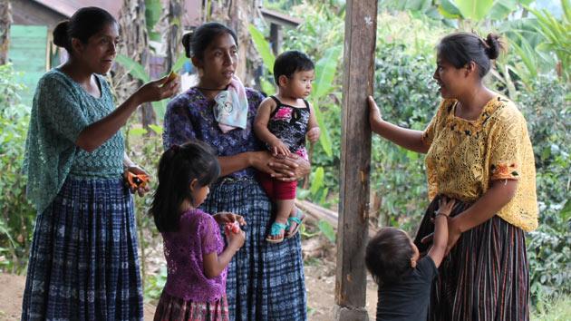 Las mujeres indígenas son el motor de desarrollo económico de Guatemala