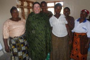 Entrevista a Lynda, voluntaria en Angola