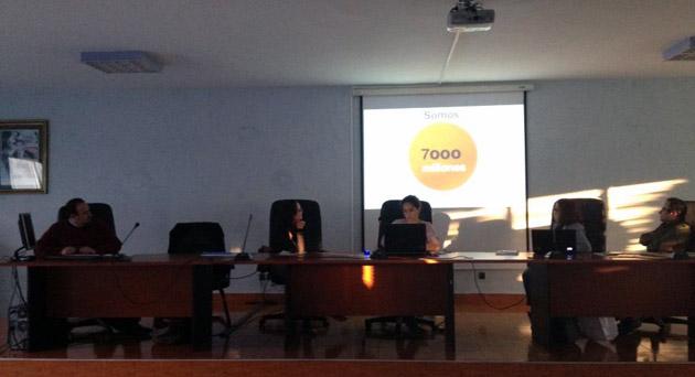 """Nuestra delegación de Marruecos presente en la Edición Especial 25 aniversario Premio Nacional de ED """"Vicente Ferrer"""""""