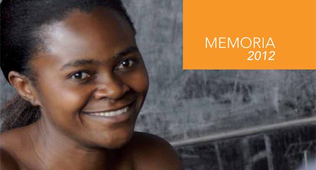 Publicamos nuestra Memoria 2012