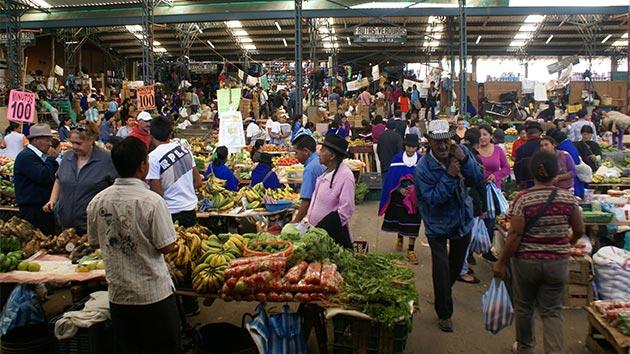El mercado colombiano de Silvia: un lugar mágico donde mostrar sus artesanías