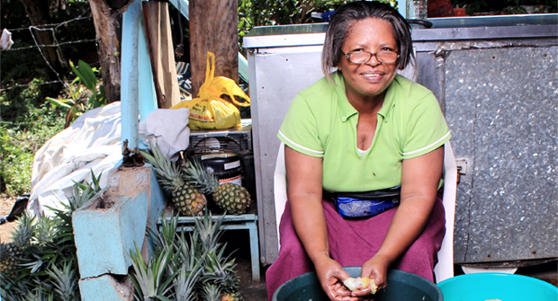 Un préstamo agropecuario para familias pobres dominicanas
