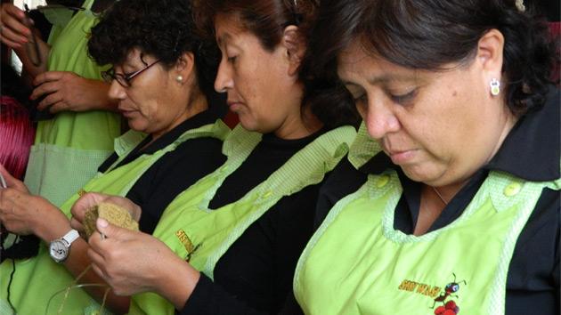 1.313 familias de Perú y Guatemala salen de la pobreza gracias al microemprendimiento