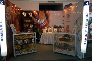 """Microempresarias de Colombia participan en el evento """"Cali Exposhow"""""""