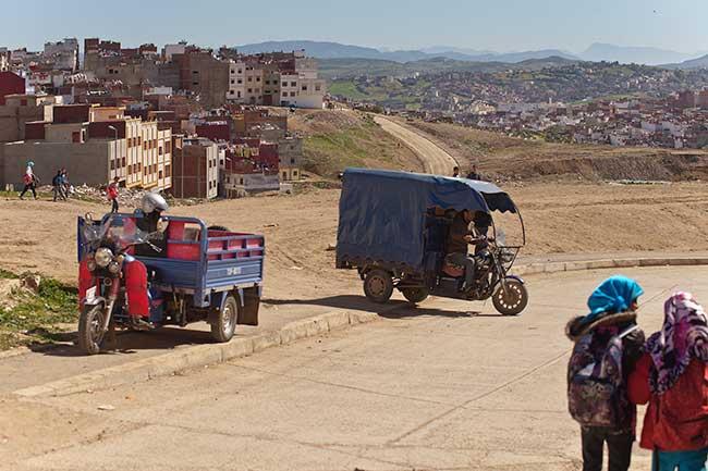 Migración Marruecos