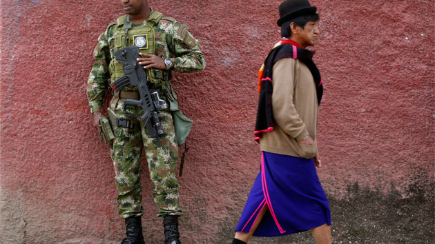 Colombia: a peace's process