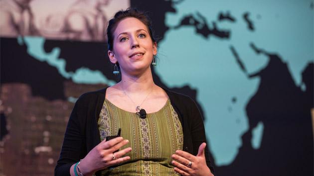 Katie Hunt, una mujer científica