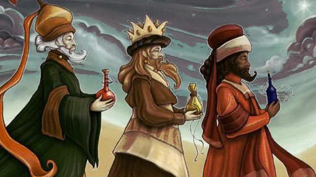 Resultado de imagen para reyes magos