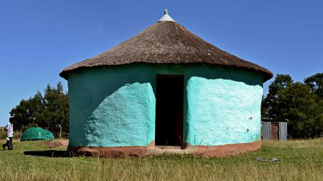 El hogar de Nelson Mandela