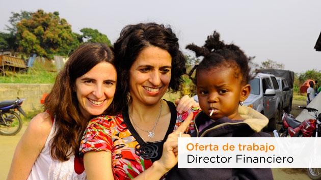 Oferta de trabajo como director financiero en madrid for Ofertas empleo madrid