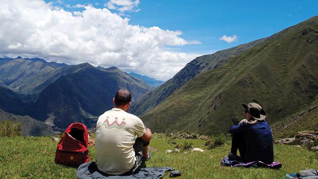 El Valle Sagrado de los Incas en el Machu Picchu